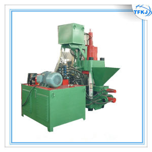 Waste Recycle Metal Scrap Briquetting Machine pictures & photos