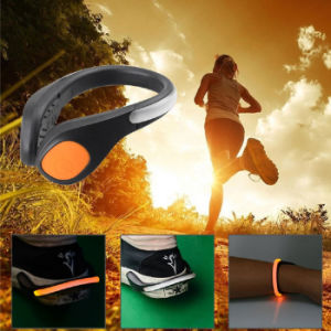 Bright Sports LED Light Shoe Heel Clip pictures & photos