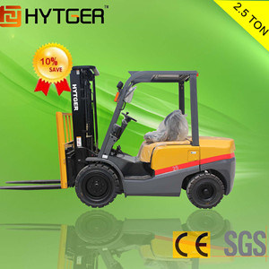 2500kgs Capacity China Famous Forklift Truck (FD25T) pictures & photos