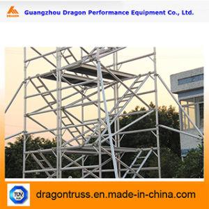European Standard Scaffolding, Aluminium Step-Stair Scaffolding pictures & photos