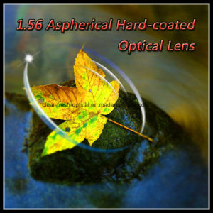 1.56 Aspherical Hard-Coated Optical Lens pictures & photos