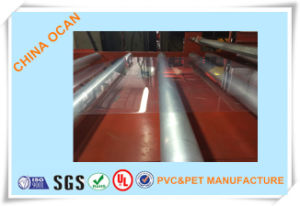 Clear PVC Sheet for Printing pictures & photos