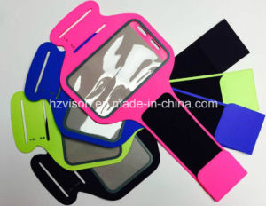 Arm Band Case Sport Belt Arm Band Case for S4/S5/I6 (VS-15WB011)