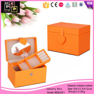 Beauty Case Small Gift Jewelry Organizer (8260) pictures & photos