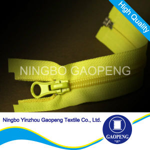 Open End Nylon Zipper for Clothing/Garment/Shoes/Bag/Case pictures & photos