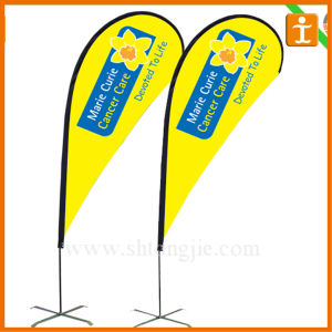 Cheap Custom Polyester Bow Banner (TJ-76) pictures & photos