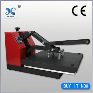 Clamshell T-Shirt Heat Transfer Printing Machine pictures & photos