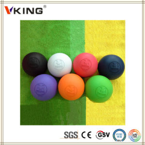 High Quality Thread Lacrosse Ball Massage Ball pictures & photos