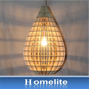Homelite Hot Sales Natural Wooden Pendant Light