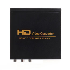 HDMI to AV (Composite RCA CVBS) Converter pictures & photos