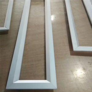 Aluminium Profile Photo Frame Silver Anodized pictures & photos