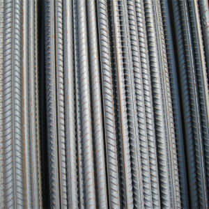China Steel Company Hot Rolled High Strength HRB335 Deformed Steel Rebar pictures & photos