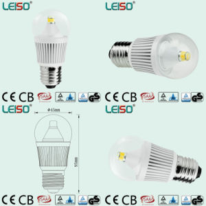 E27 Base LED Bulb with CRI 90ra pictures & photos