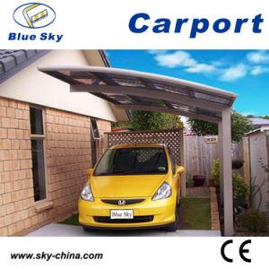 Economic Prefab Polycarbonate Roof and Aluminum Carport pictures & photos
