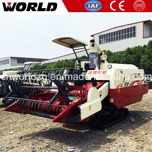 Crawler Type Wheat Harvester for Sale pictures & photos