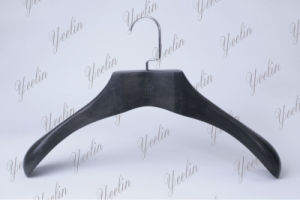Luxury Wooden Hanger for Branded Store, Fashion Model, Show Room, Luxury Hanger, Wooden Hanger pictures & photos