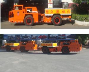 Gpi-5 Underground Explosives Charging Truck pictures & photos