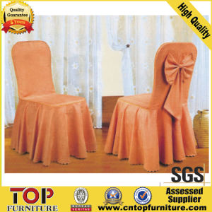 Hotel Jacquard Banquet Hall Chair Cover pictures & photos