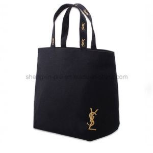 Strong Canvas Shopping Bag for Promotion