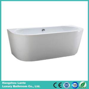 Simple Design Freestanding Cheap Bathtub (LT-27D) pictures & photos