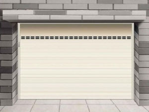 Topbright High Quality Steel Garage Door for Warehouse pictures & photos