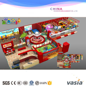 Children Amusement Park Indoor Equipment Playground Soft Playground pictures & photos