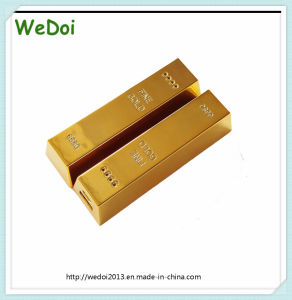 2600mAh Golden Stick Power Bank with CE, RoHS (WY-PB37) pictures & photos