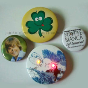 Hot Selling Round Body Light Blinkies with Logo Printed (3569) pictures & photos