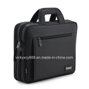 Business Travel Single Shoulder Laptop Notebook Computer Portfolio Bag (CY3532) pictures & photos