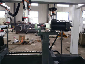 Woodworking Driller and Boring Machine with Digital Calculator pictures & photos