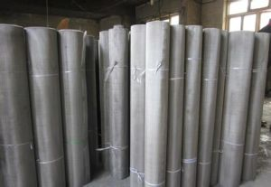 Galvanized Square Woven Wire Mesh pictures & photos