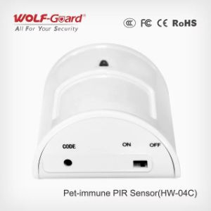 Wireless Pet-Friendly PIR Sensor (HW-04C) pictures & photos