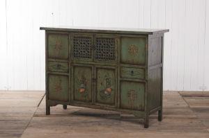 Soft and Unique Colors Cabinet Antique Furniture pictures & photos