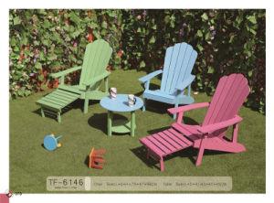 Best Choice Patio Lawn Deck Foldable Polywood Adirondack Chair