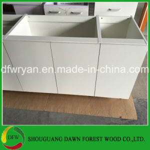 Melamine Kitchen Cabinet Designs Kitchen Cabinet From Dawn Forest Wood Kitchen Furniture Kitchen Cabinet Factory pictures & photos