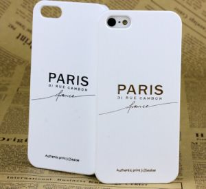 Customer Logo Printed Phone Cover (PM110) pictures & photos