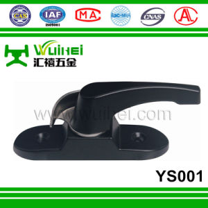 Zinc Alloy Crescent Lock for Aluminum Sliding Window with ISO9001 (YS001) pictures & photos