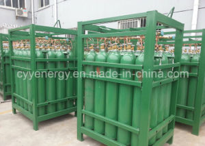 50L Helium Oxygen Nitrogen Lar CNG Acetylene CO2 Hydrogeen CNG 150bar/200bar Seamless Steel Gas Cylinder pictures & photos