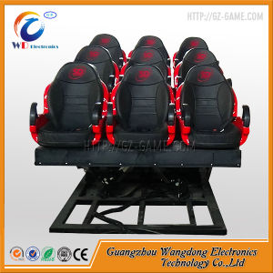 High Quality Electronic Cinema System 6dof Motion Platform Seats pictures & photos