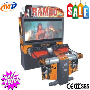 Rambo Shooting Game Machine for Fun pictures & photos