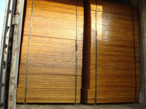 Pallets of Bamboo for Block Making Machinery pictures & photos