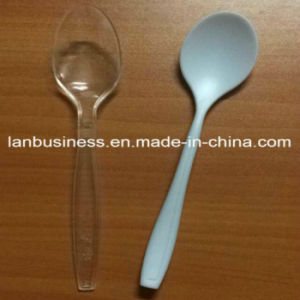 Ly Hot Sale Disposable Plastic Spoon (LY-DMA001) pictures & photos