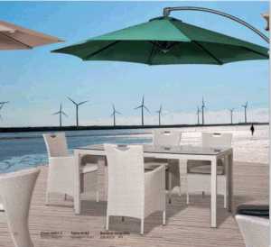 Outdoor Leisure Rattan Garden Tables and Chair pictures & photos