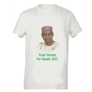 Fast Delivery Time Custom Election T-Shirt pictures & photos