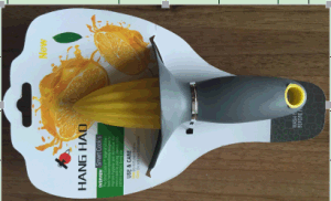 Plastic Hand Manual Lemon/Orange Slow Juicer pictures & photos