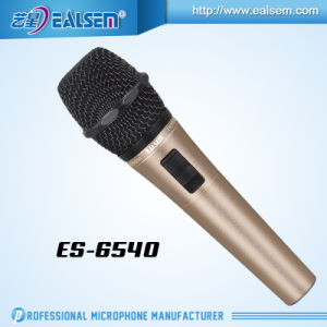 Ealsem Es-6540 Hot Selling Desktop Condenser Microphone pictures & photos