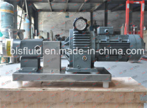 Stainless Steel Three-Leaves Lobe Pump pictures & photos