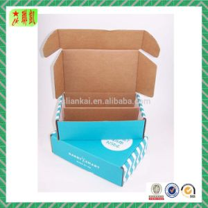 Colored Corrugated Cardboard Box for Shipping pictures & photos