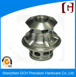 High Precision Customized Part 5 Axis CNC Machining Part