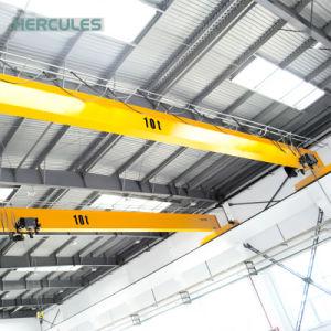 Warehouse Crane 10 Ton Bridge Crane Overhead Crane pictures & photos